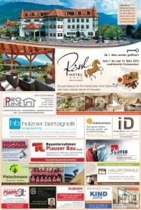Dolomiten Hotel Roessl