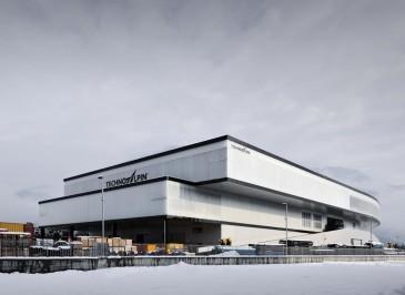 TECHNOALPIN AG – Firmengebäude – Bozen (BZ)