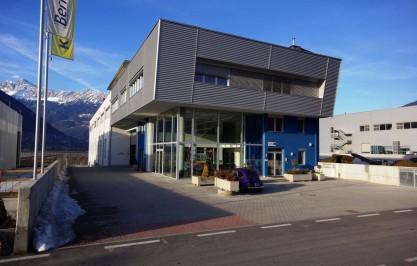 BERMARTEC – Betriebsgebäude – Lana (BZ)