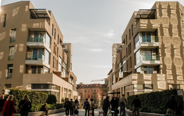 CORSO COMO – Wohnkomplex – Mailand (MI)