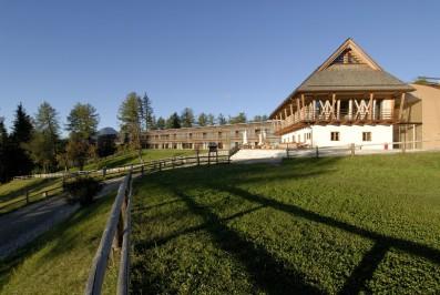 VIGILIUS MOUNTAIN RESORT – Hotel – Monte San Vigilio (BZ)