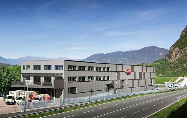 Gilli GmbH – Firmensitz – Leifers (BZ)