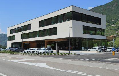 MILA – Edificio Amministrativo – Bolzano (BZ)