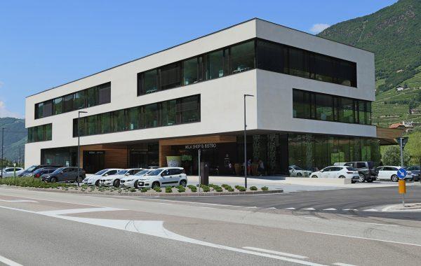 MILA – Verwaltungsgebäude – Bozen (BZ)