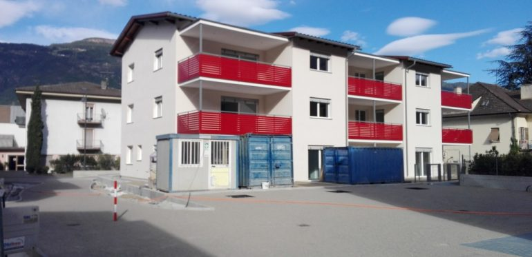 "Complesso residenziale ""Am Hof"" – Rohrer Immobilien Srl"