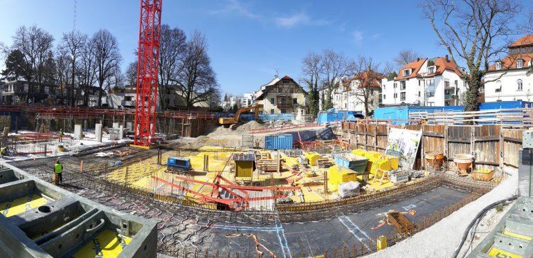 Complesso residenziale Monaco di Baviera-Thalkirchen W48