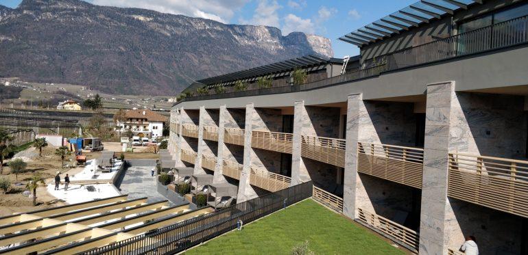 Hotel Weinegg ***** – Trainingslager DFB 2018
