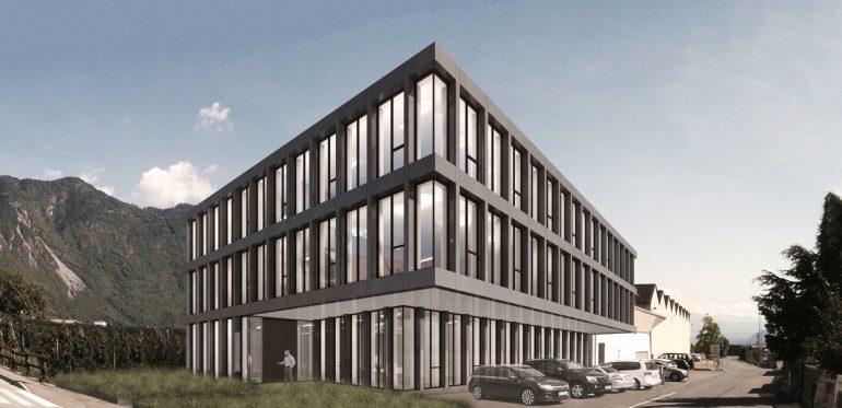 Baubeginn HQ hb engineering – Lana (BZ)