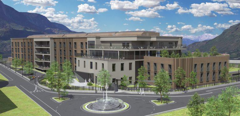 """Clinica privata """"Villa Melitta"""" – Bolzano"""