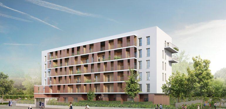 Wohnkomplex Via Barona – Mailand