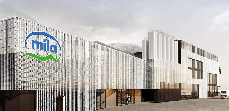 Mila – Ampliamento del capannone di produzione – Bolzano (BZ)