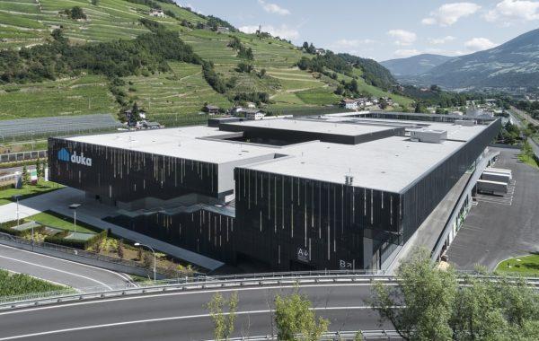 Firmensitz DUKA AG Brixen