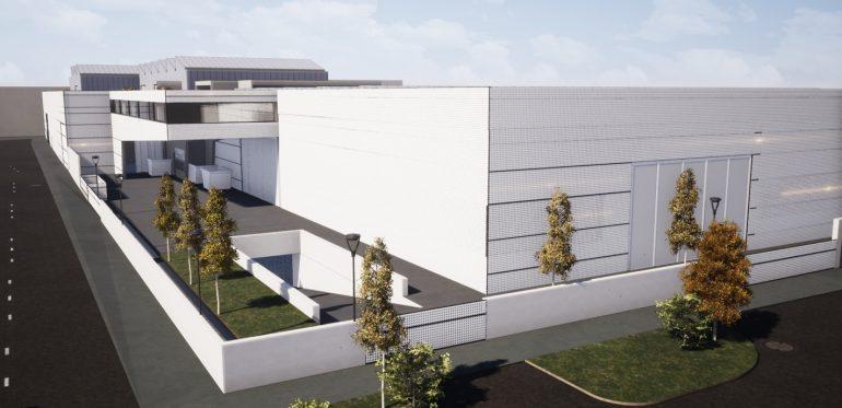 Betriebsgebäude Doppelmayr – Lana (BZ)