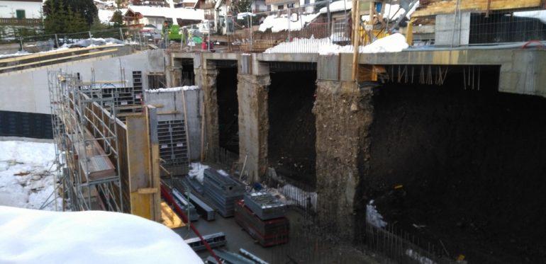 Parcheggio sotterraneo Comune Selva di Val Gardena – Selva di Val Gardena (BZ)