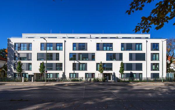 Complesso Residenziale Wolfratshauser Straße – Monaco (D)